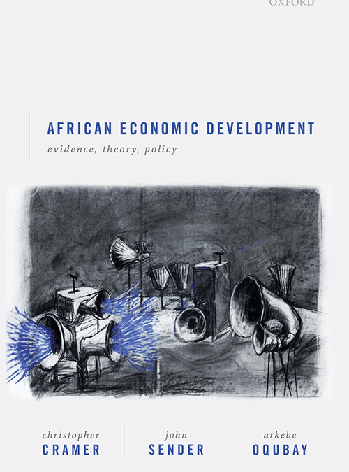 'African Economic Development: Evidence, Theory, Policy' listed on Project syndicate commentators best reads in 2020