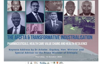 The AfCFTA and Transformative Industrialisation