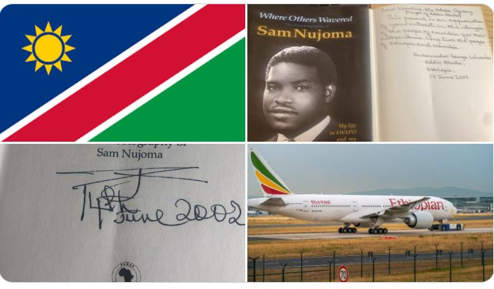 PANAFRICAN story by Sam Nujoma