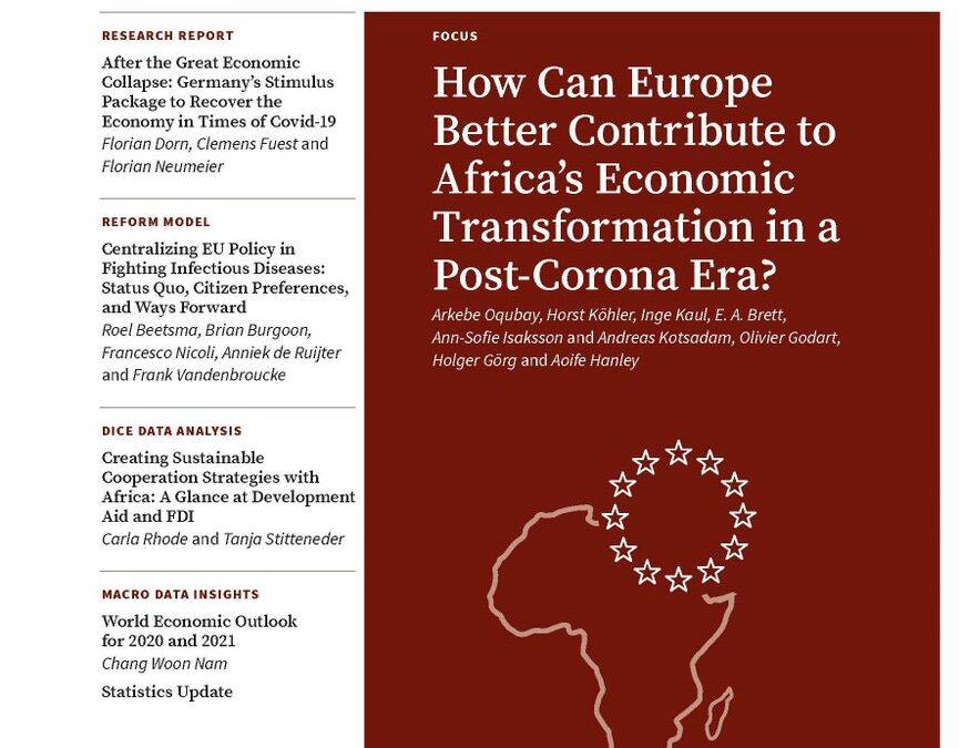 CESifo Forum paper